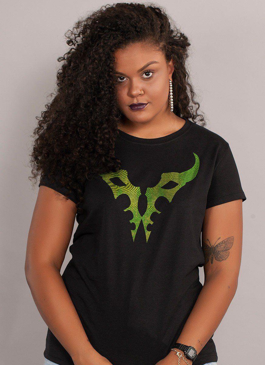 Camiseta Feminina World of Warcraft Legion  - bandUP Store Marketplace