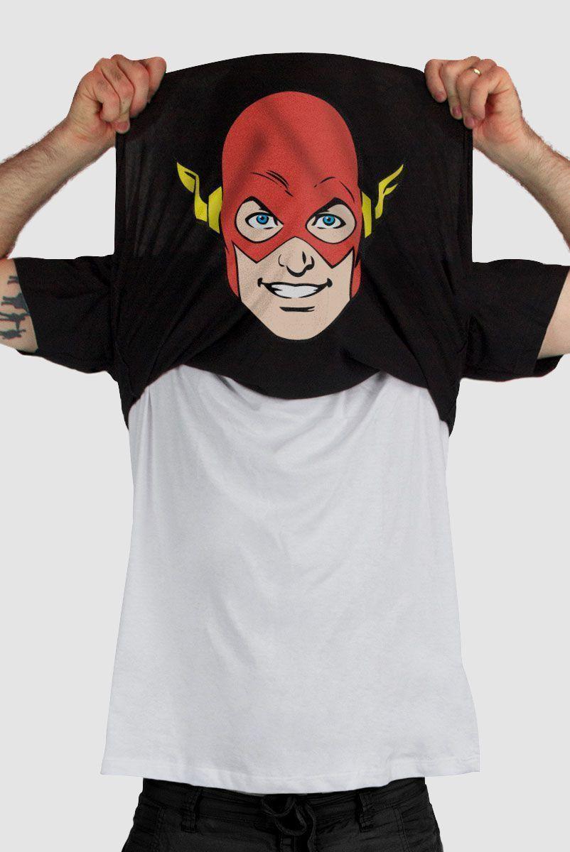 Camiseta Flip Up The Flash  - bandUP Store Marketplace