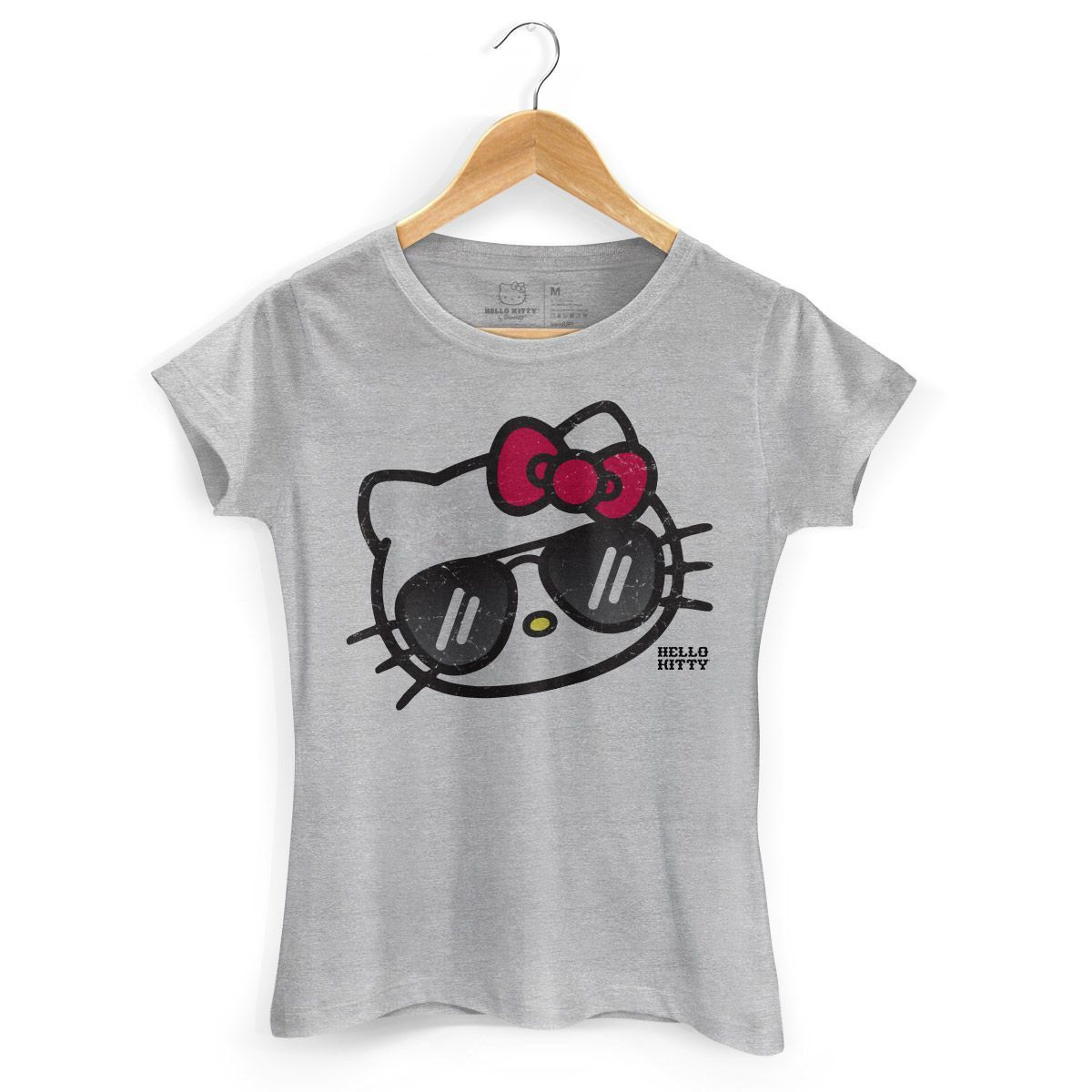 Camiseta Hello Kitty Sunglasses  - bandUP Store Marketplace