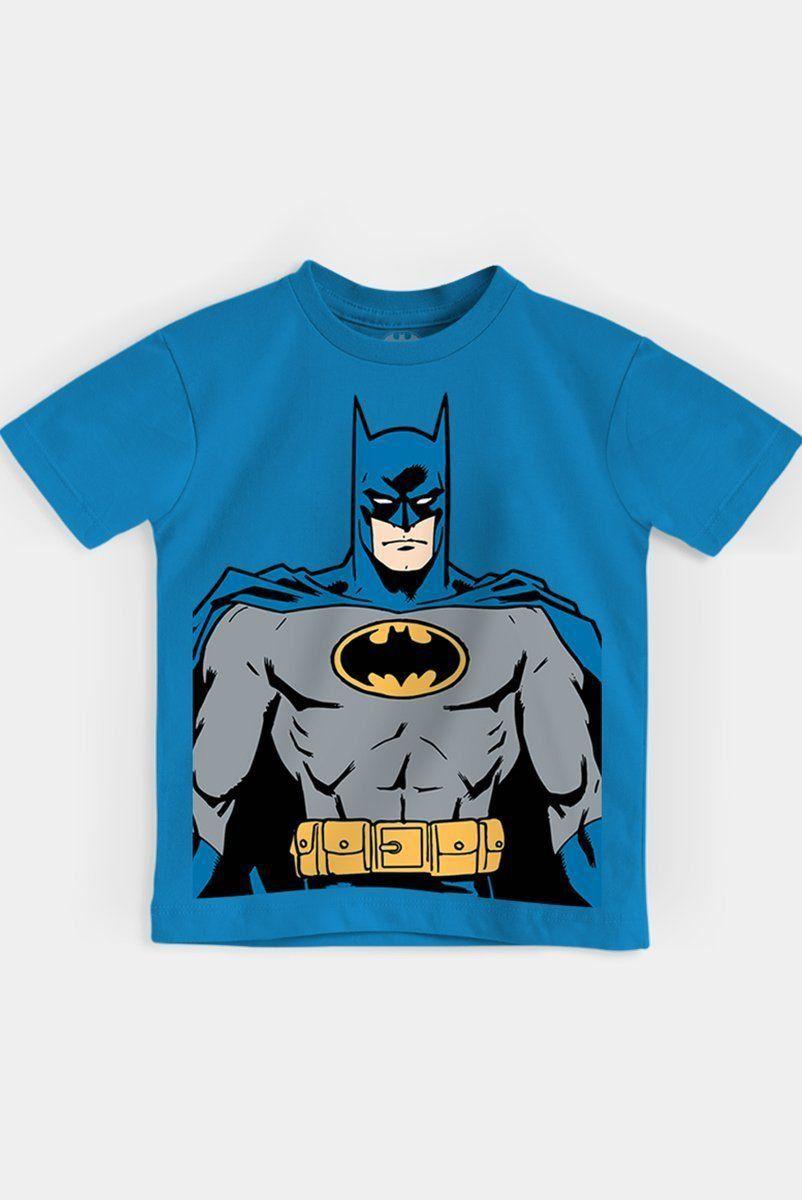 Camiseta Infantil Batman Picture Oficial  - bandUP Store Marketplace