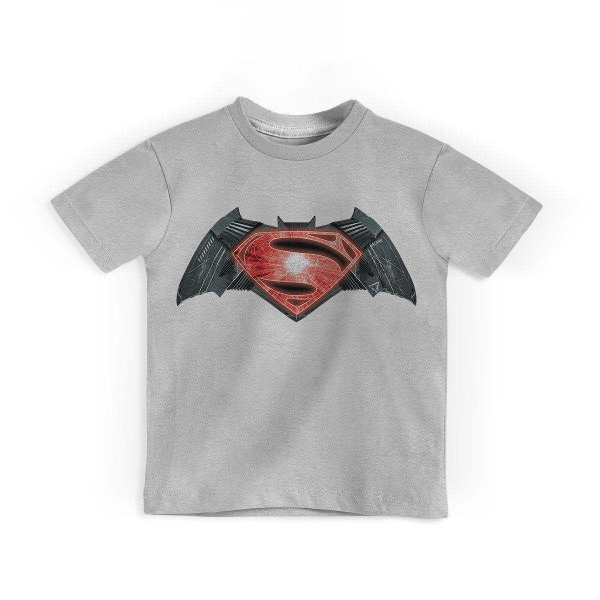 Camiseta Infantil Batman Vs Superman Logo Oficial  - bandUP Store Marketplace