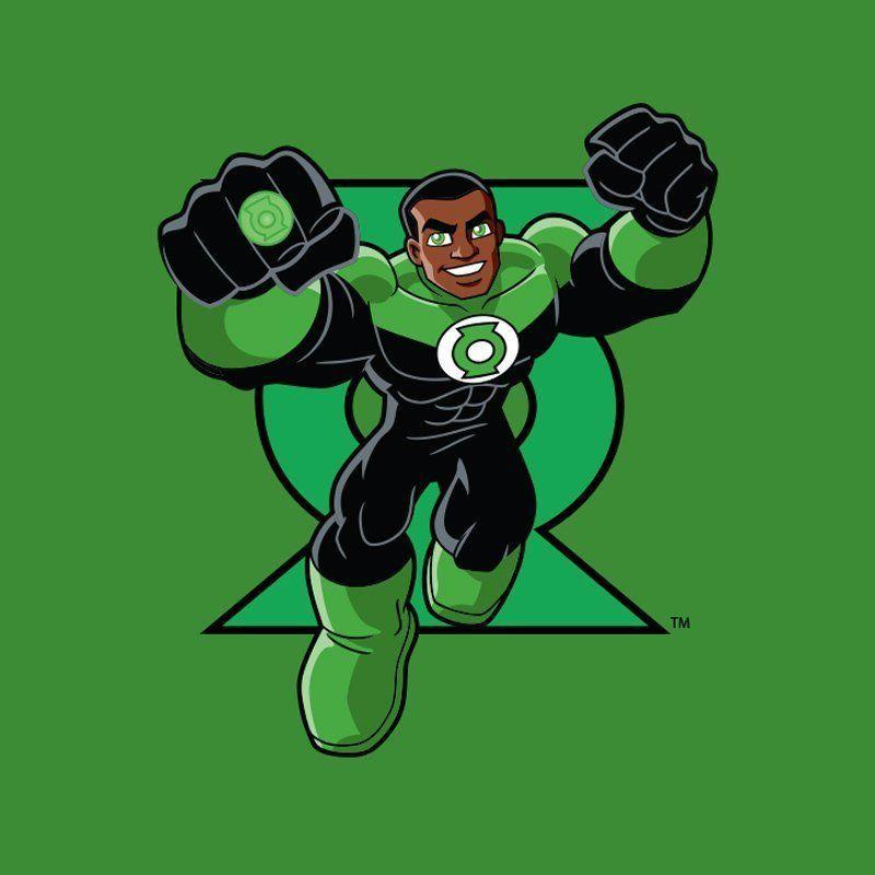 Camiseta Infantil Lanterna Verde Em Ação Oficial  - bandUP Store Marketplace
