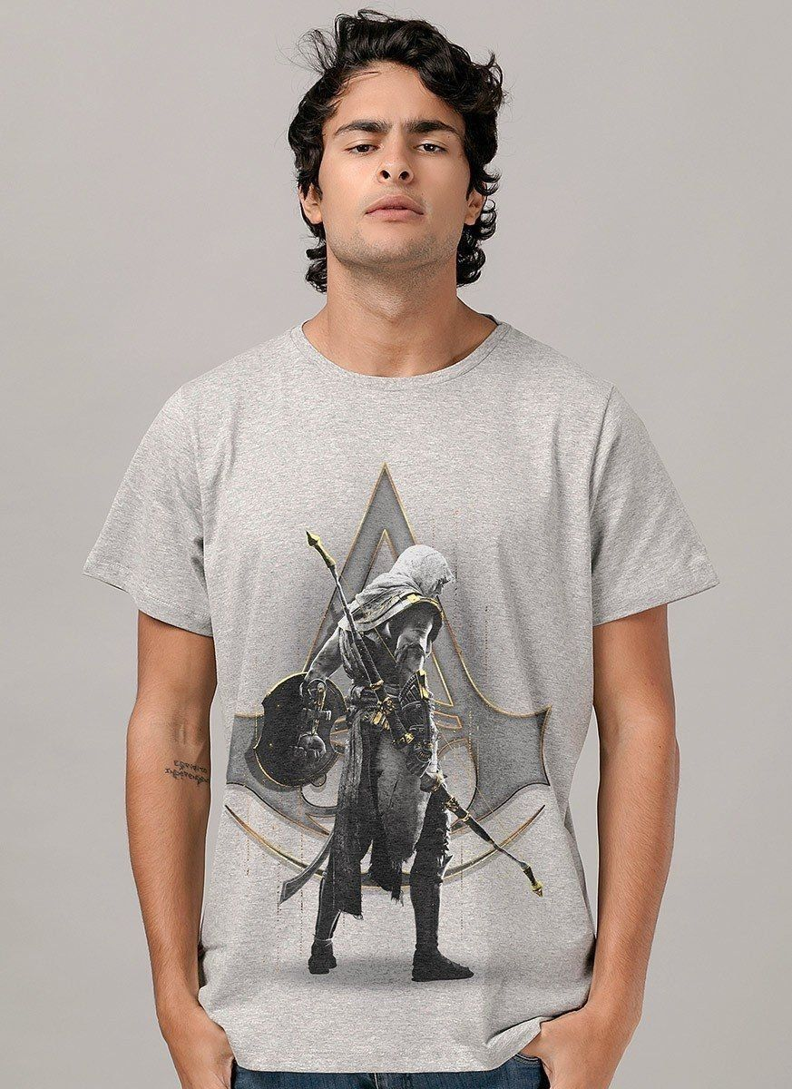 Camiseta Masculina Assassin