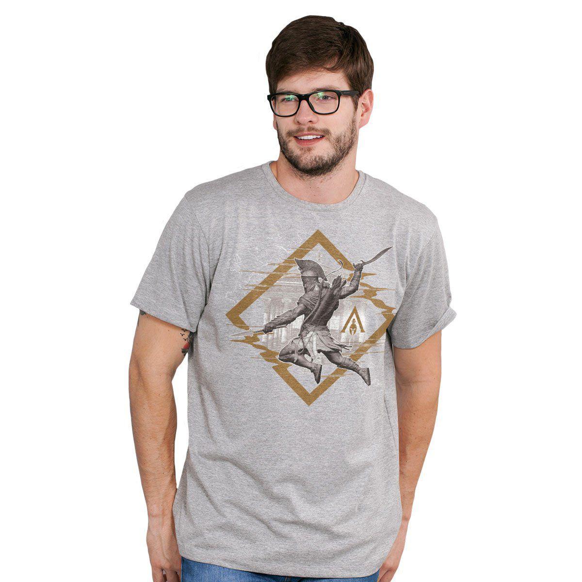 Camiseta Masculina Assassin