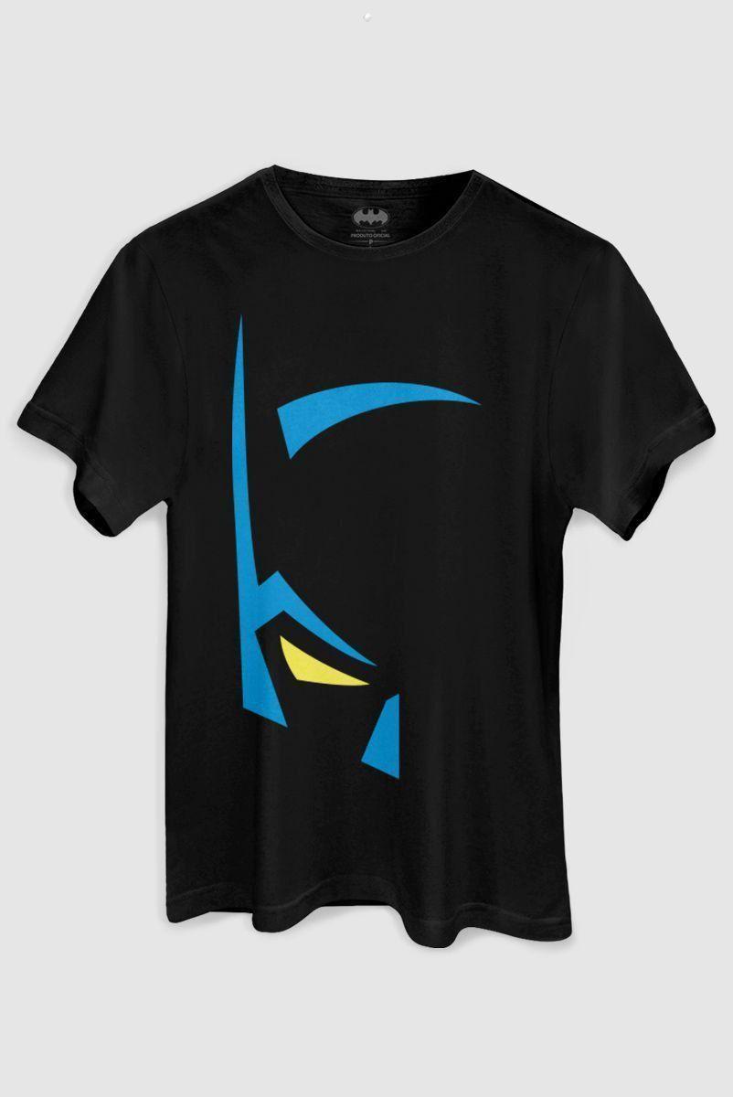 Camiseta Masculina Batman Mask  - bandUP Store Marketplace