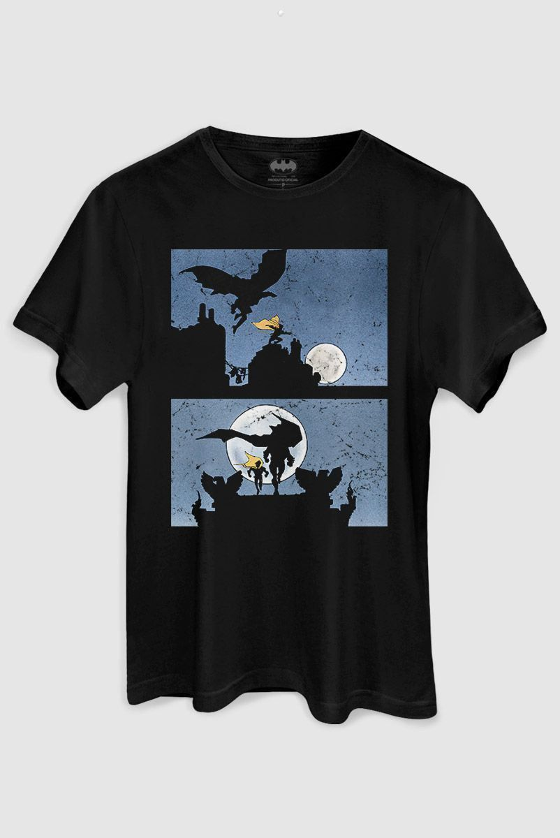 Camiseta Masculina Batman Shadow  - bandUP Store Marketplace
