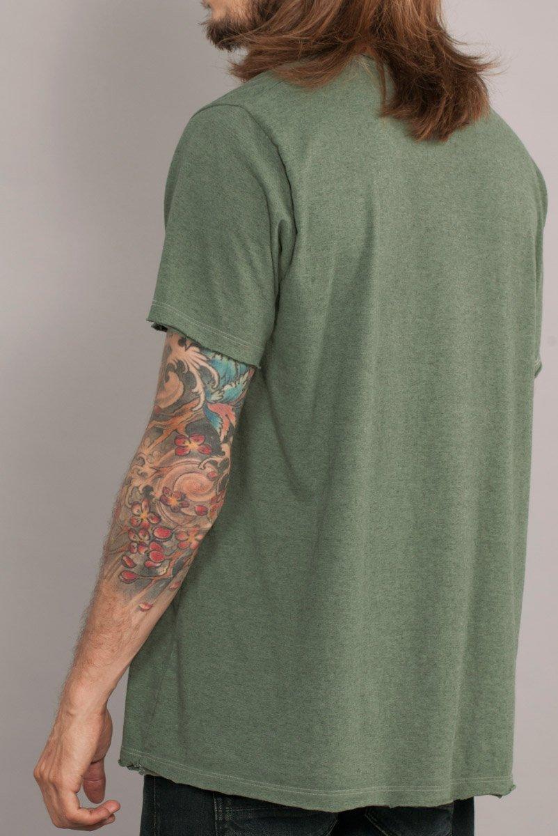 Camiseta Masculina Lanterna Verde Logo  - bandUP Store Marketplace