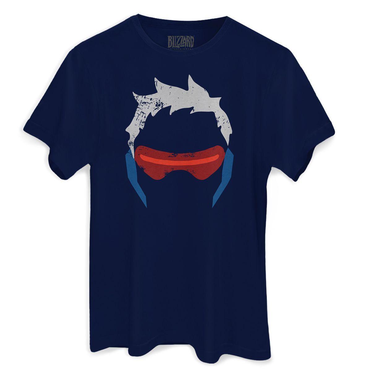Camiseta Masculina Overwatch 76  - bandUP Store Marketplace