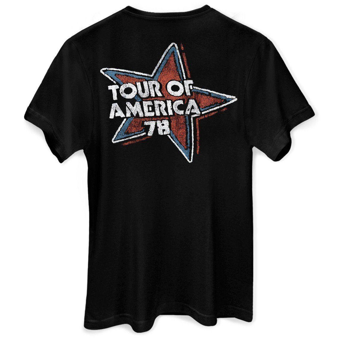 Camiseta Masculina The Rolling Stones Flag  - bandUP Store Marketplace