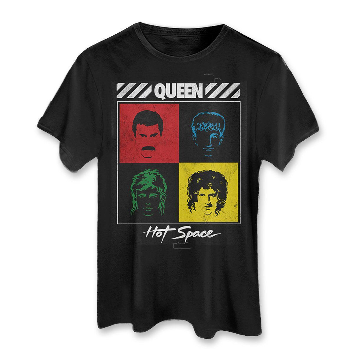 Camiseta Masculina Queen Hot Space  - bandUP Store Marketplace