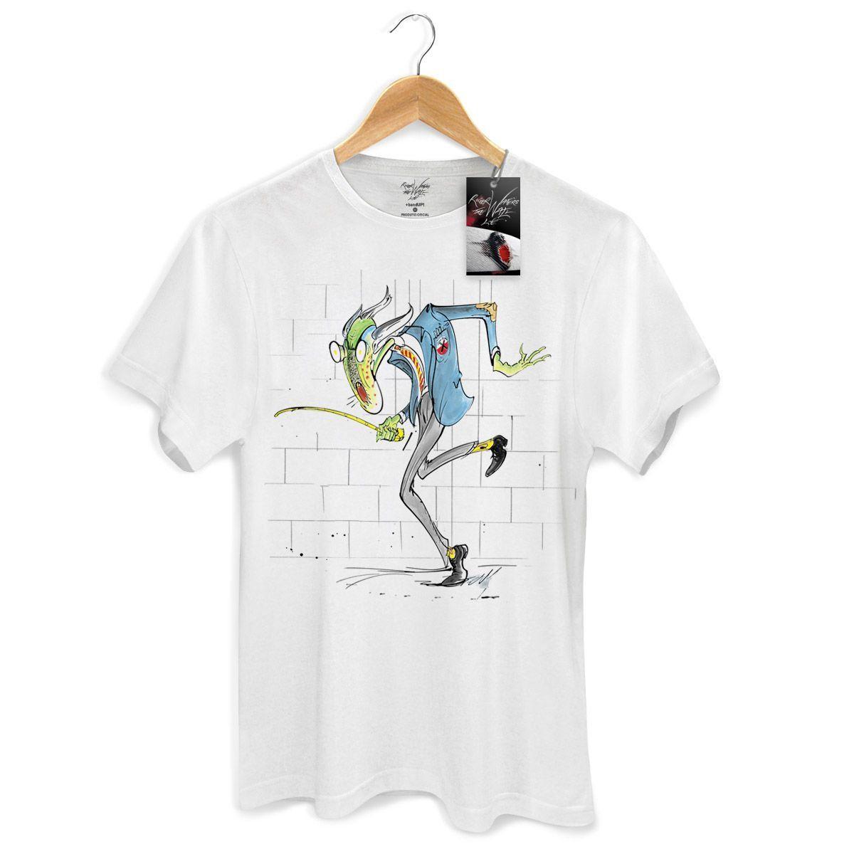 Camiseta Masculina Roger Waters Professor  - bandUP Store Marketplace