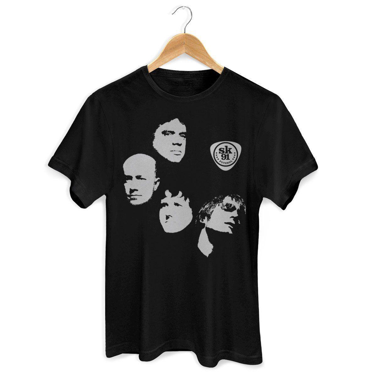Camiseta Masculina SK91 Cosmotron Oficial  - bandUP Store Marketplace