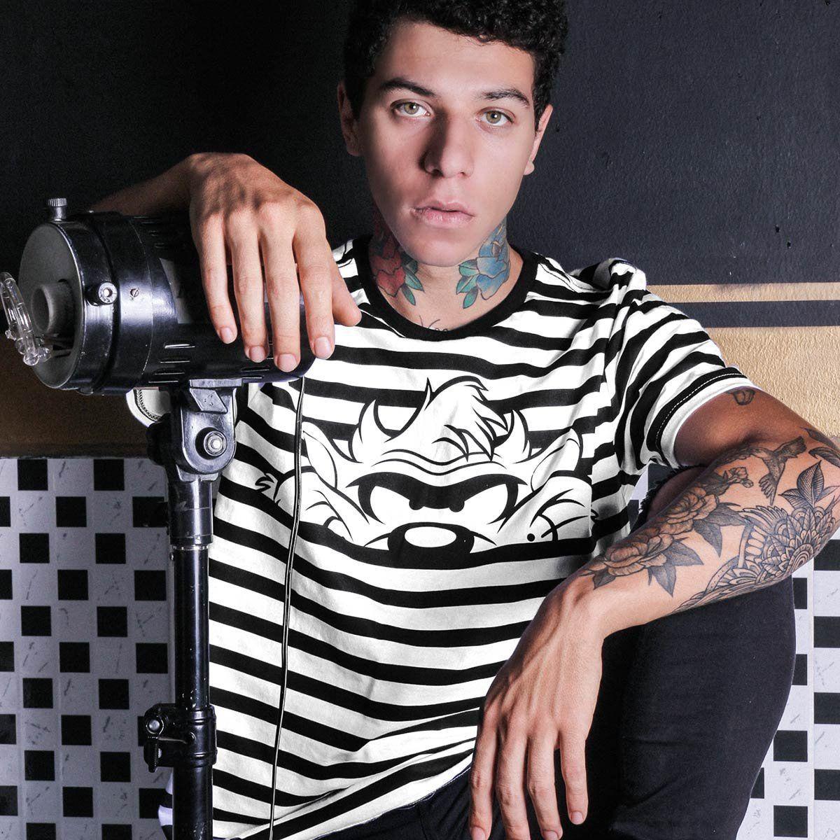Camiseta Masculina Taz Tracing  - bandUP Store Marketplace