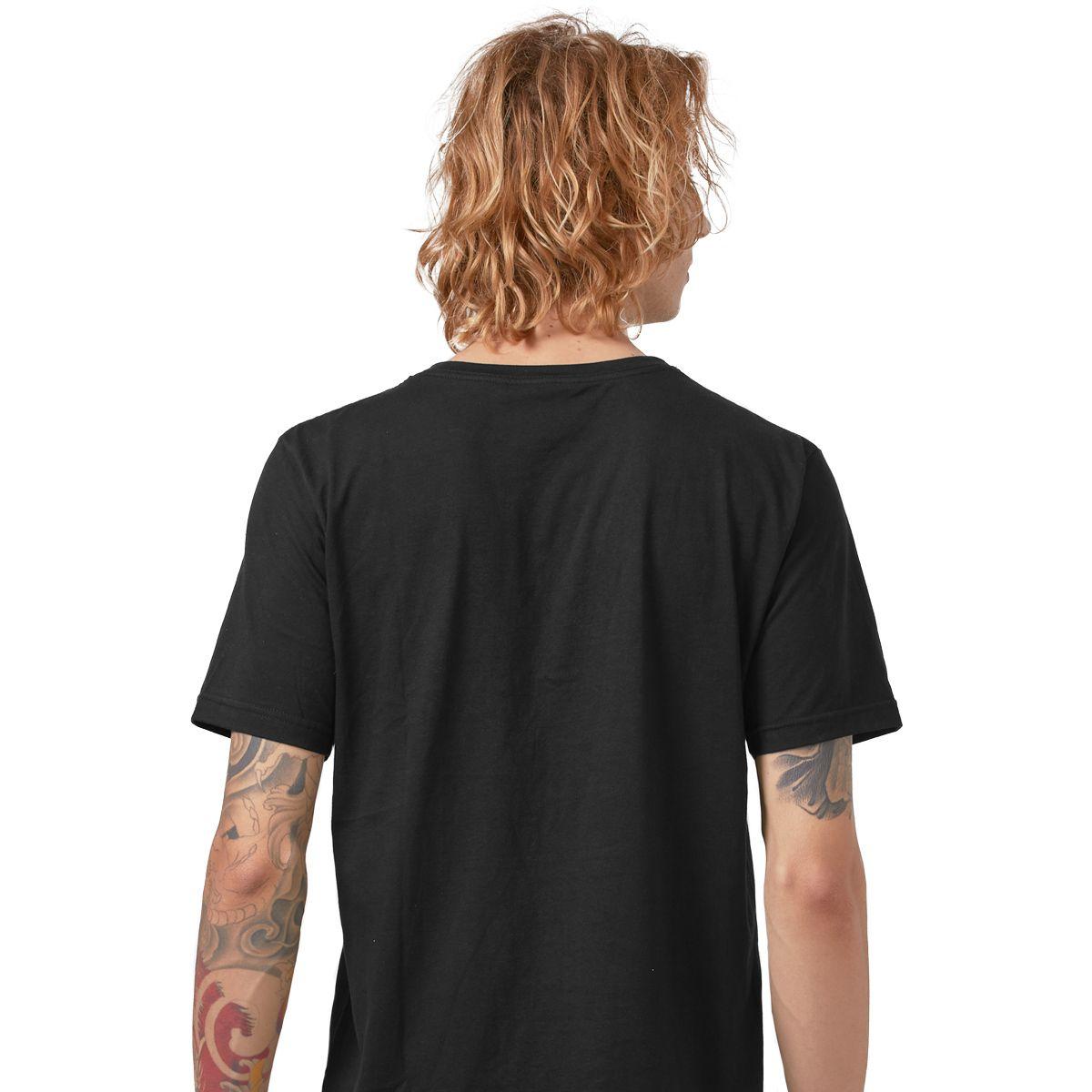 Camiseta Masculina The Big Bang Theory Logo  - bandUP Store Marketplace