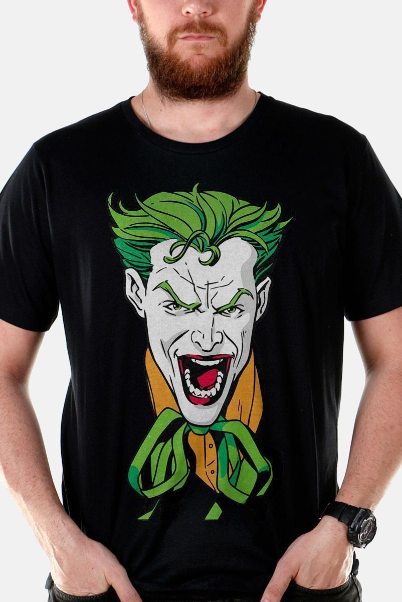 Camiseta Masculina The Joker 2  - bandUP Store Marketplace