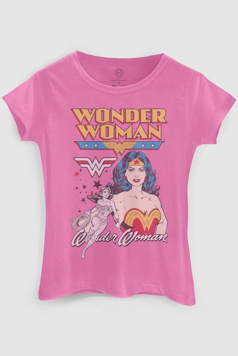 Camiseta Power Girls Mulher Maravilha  - bandUP Store Marketplace