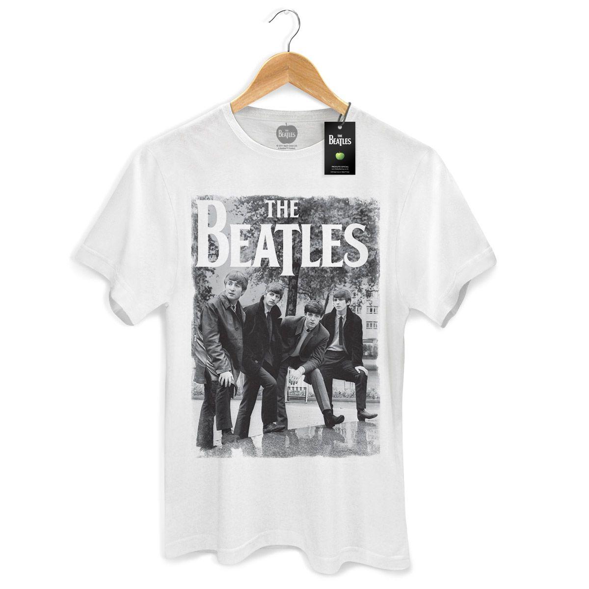 Camiseta The Beatles Hey What