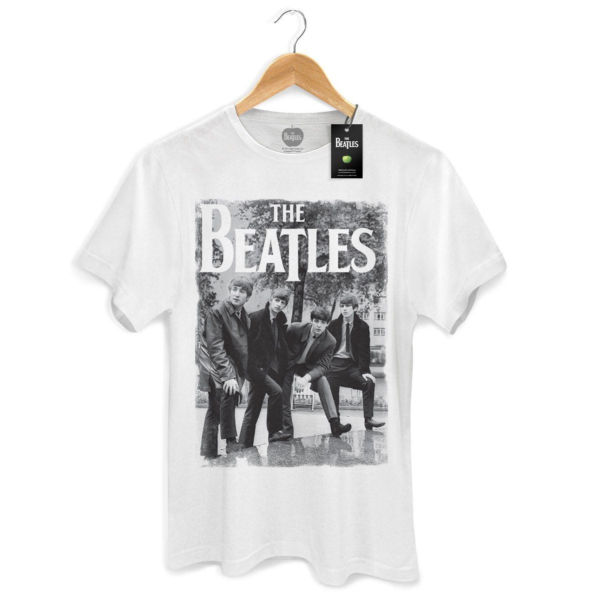 Camiseta The Beatles Hey What