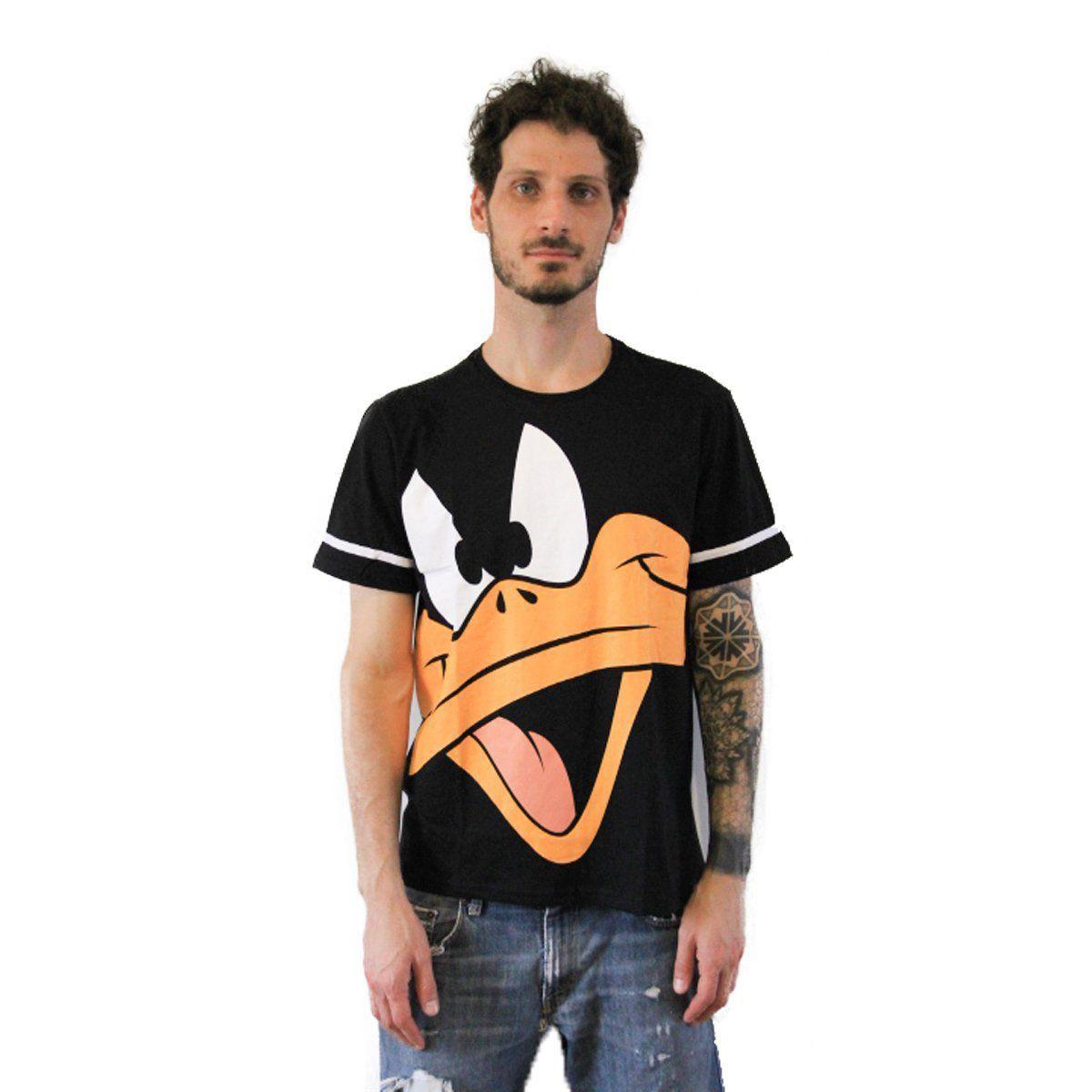 Camiseta Unissex Patolino Face Oficial  - bandUP Store Marketplace