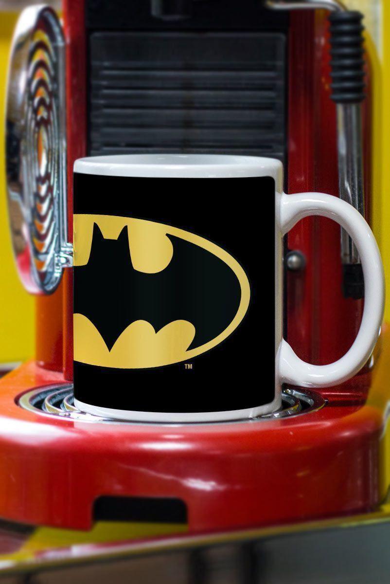 Caneca Batman Logo Clássico  - bandUP Store Marketplace