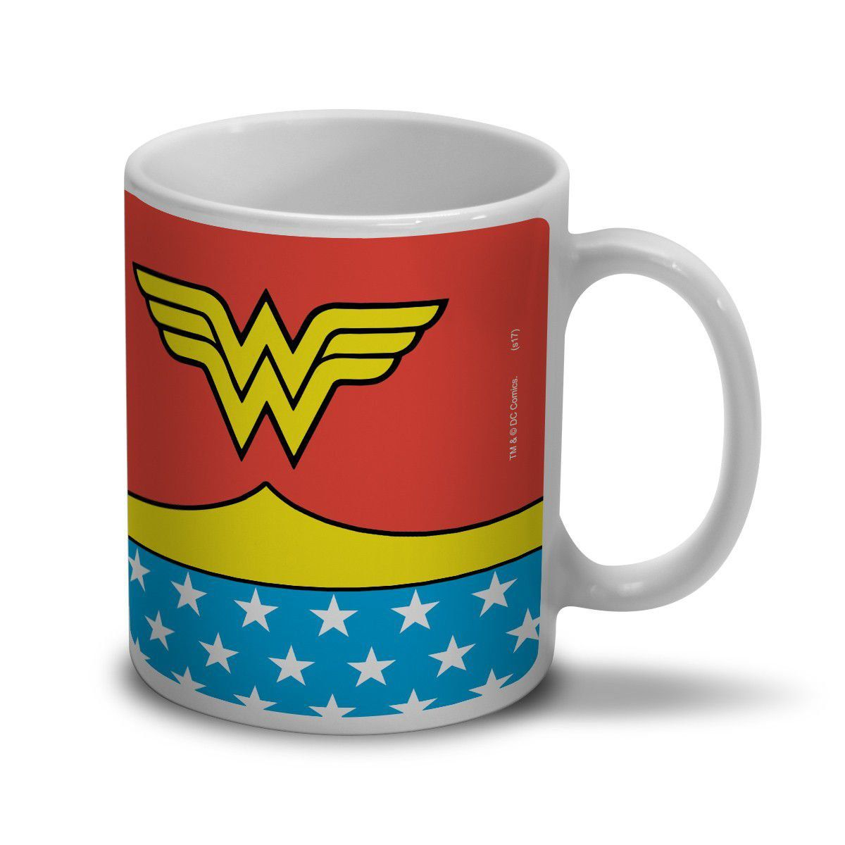Caneca DC Comics Wonder Woman Costume  - bandUP Store Marketplace