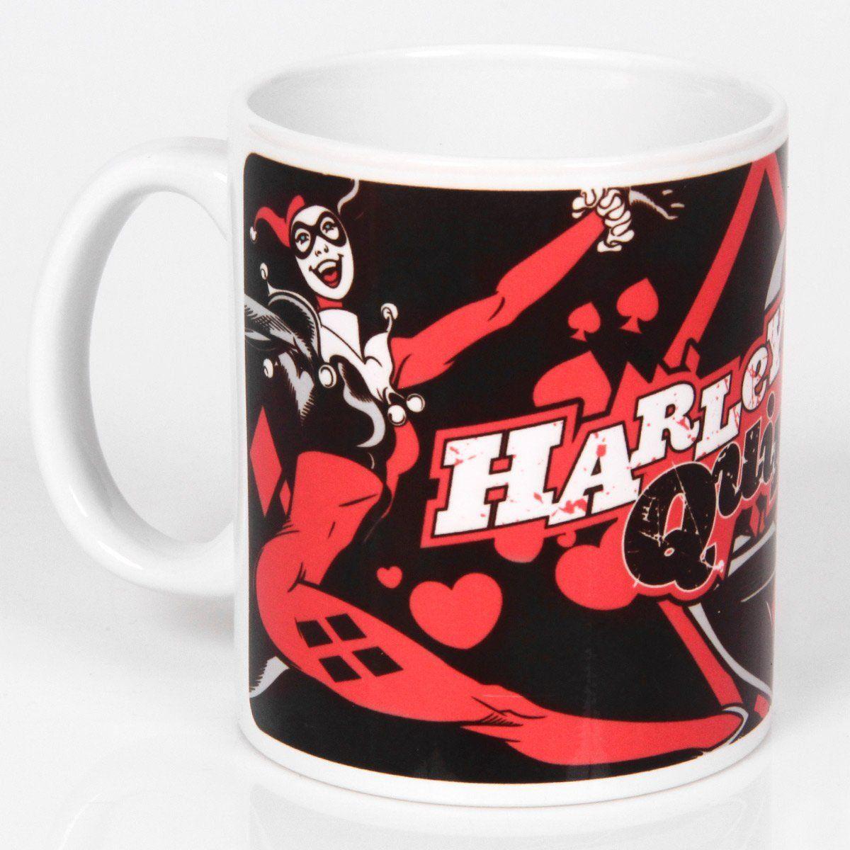 Caneca Harley Quinn  - bandUP Store Marketplace