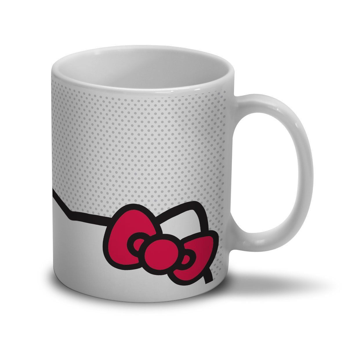 Caneca Hello Kitty Ribbons 2  - bandUP Store Marketplace