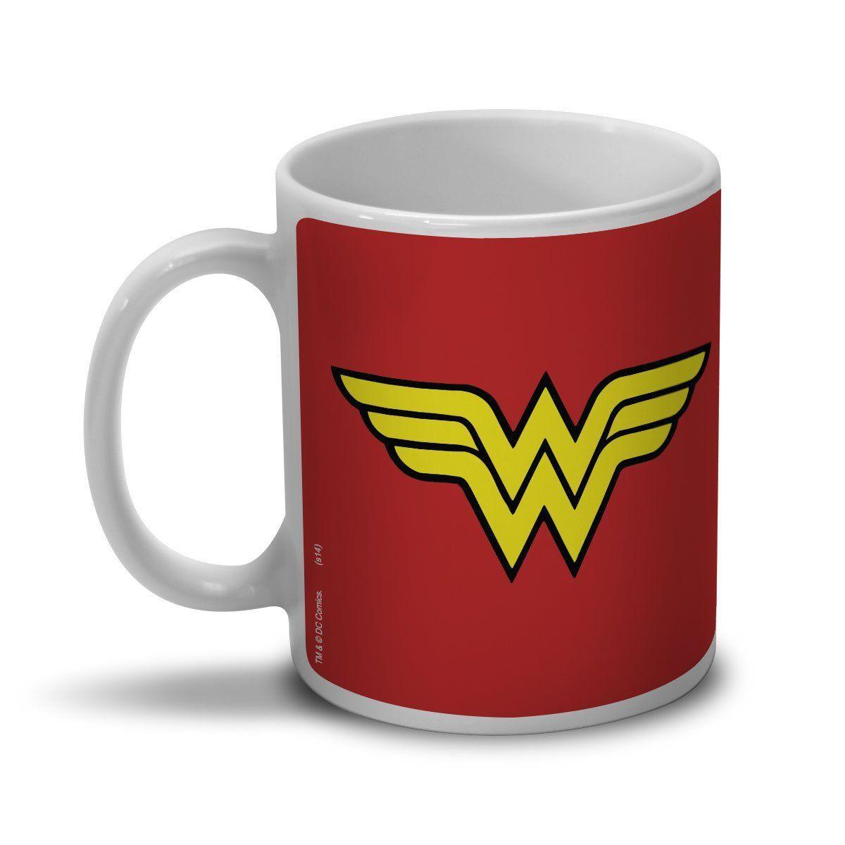 Caneca Power Girls Wonder Woman  - bandUP Store Marketplace