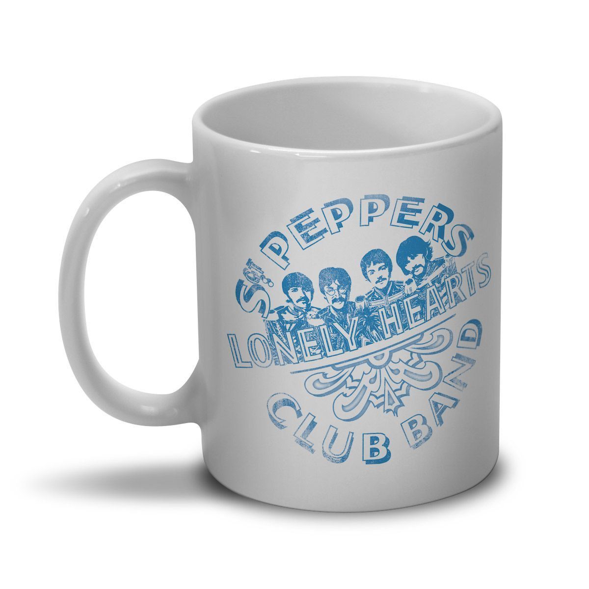Caneca The Beatles Sgt. Peppers  - bandUP Store Marketplace