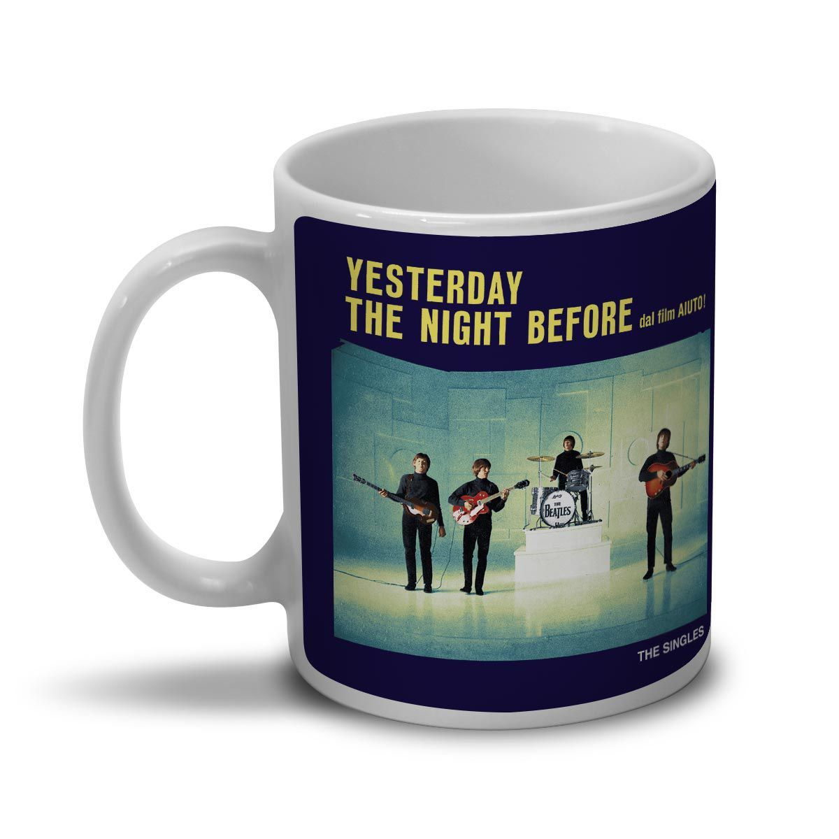 Caneca The Beatles The Night Before  - bandUP Store Marketplace