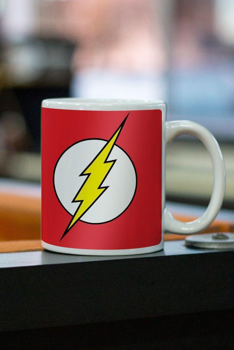 Caneca The Flash Logo  - bandUP Store Marketplace