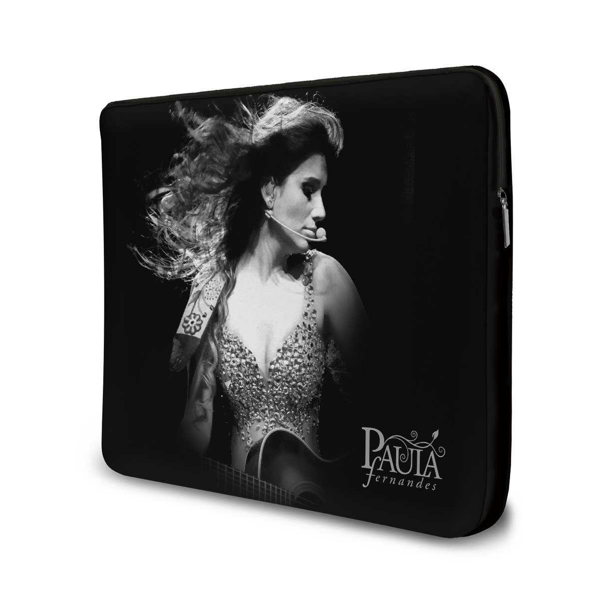 Capa para Notebook Paula Fernandes Foto Oficial  - bandUP Store Marketplace