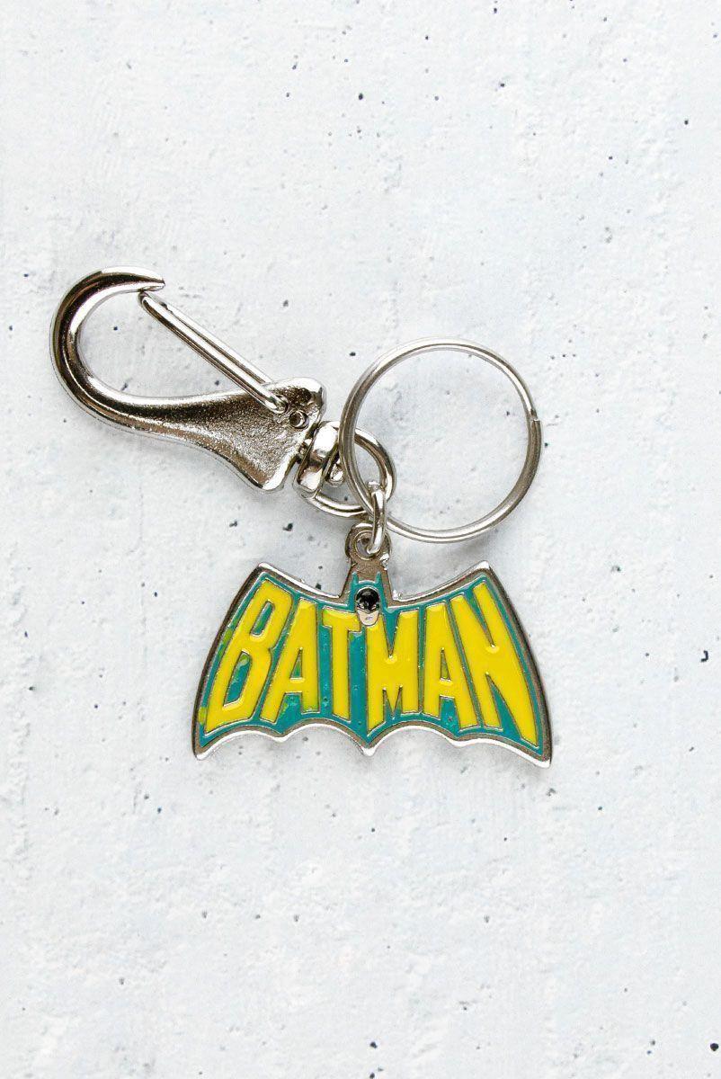 Chaveiro de Metal Batman Logo 60s  - bandUP Store Marketplace
