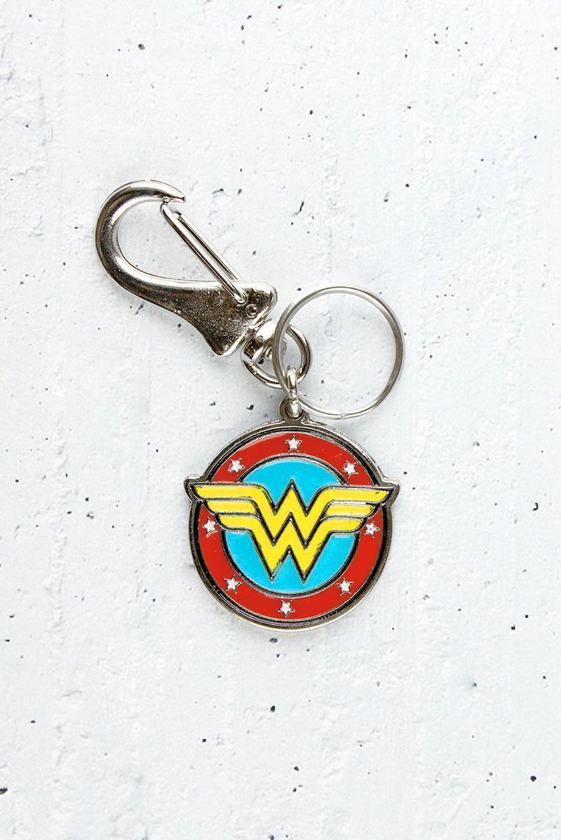 Chaveiro de Metal Power Girls Wonder Woman  - bandUP Store Marketplace