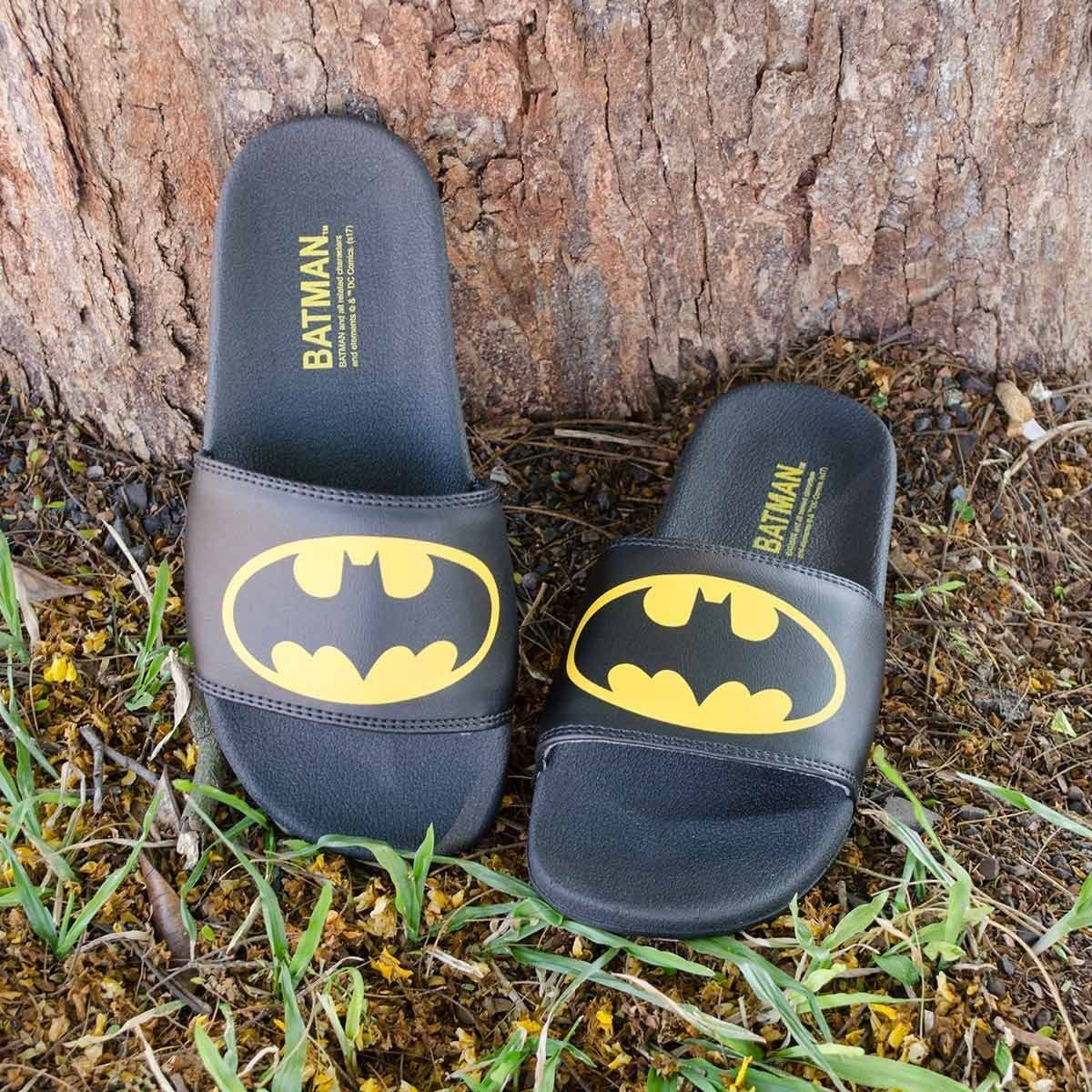 Chinelo Slide DC Comics Batman Logo  - bandUP Store Marketplace