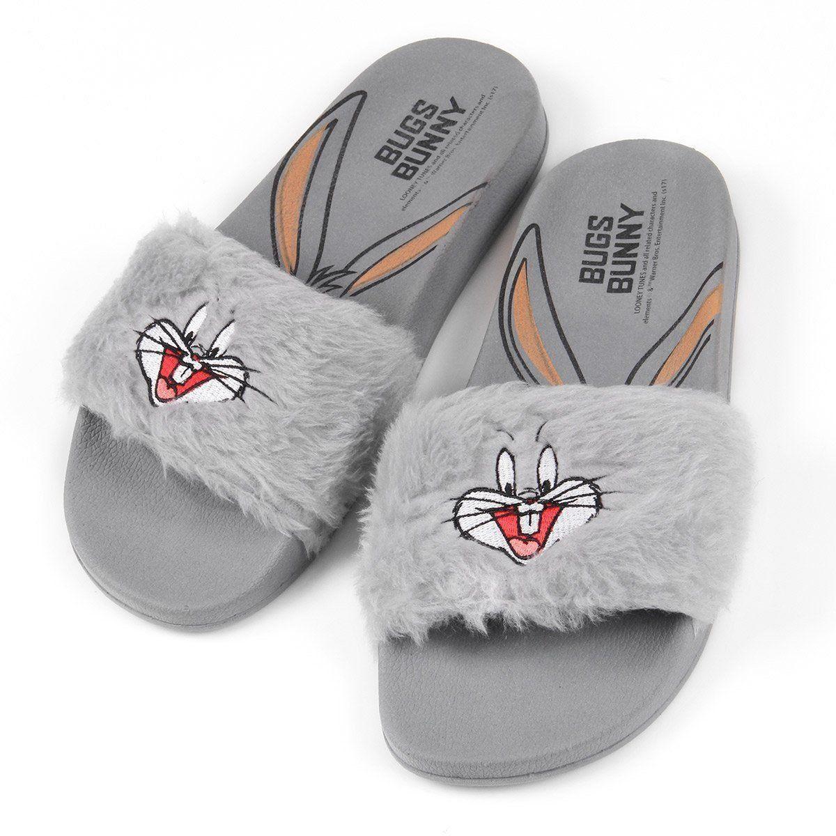 Chinelo Slide Looney Tunes Pernalonga Oficial  - bandUP Store Marketplace
