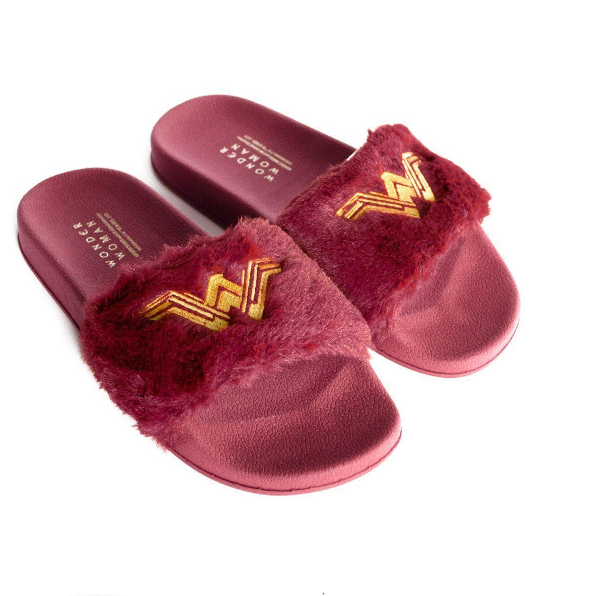 Chinelo Slide Wonder Woman Movie  - bandUP Store Marketplace