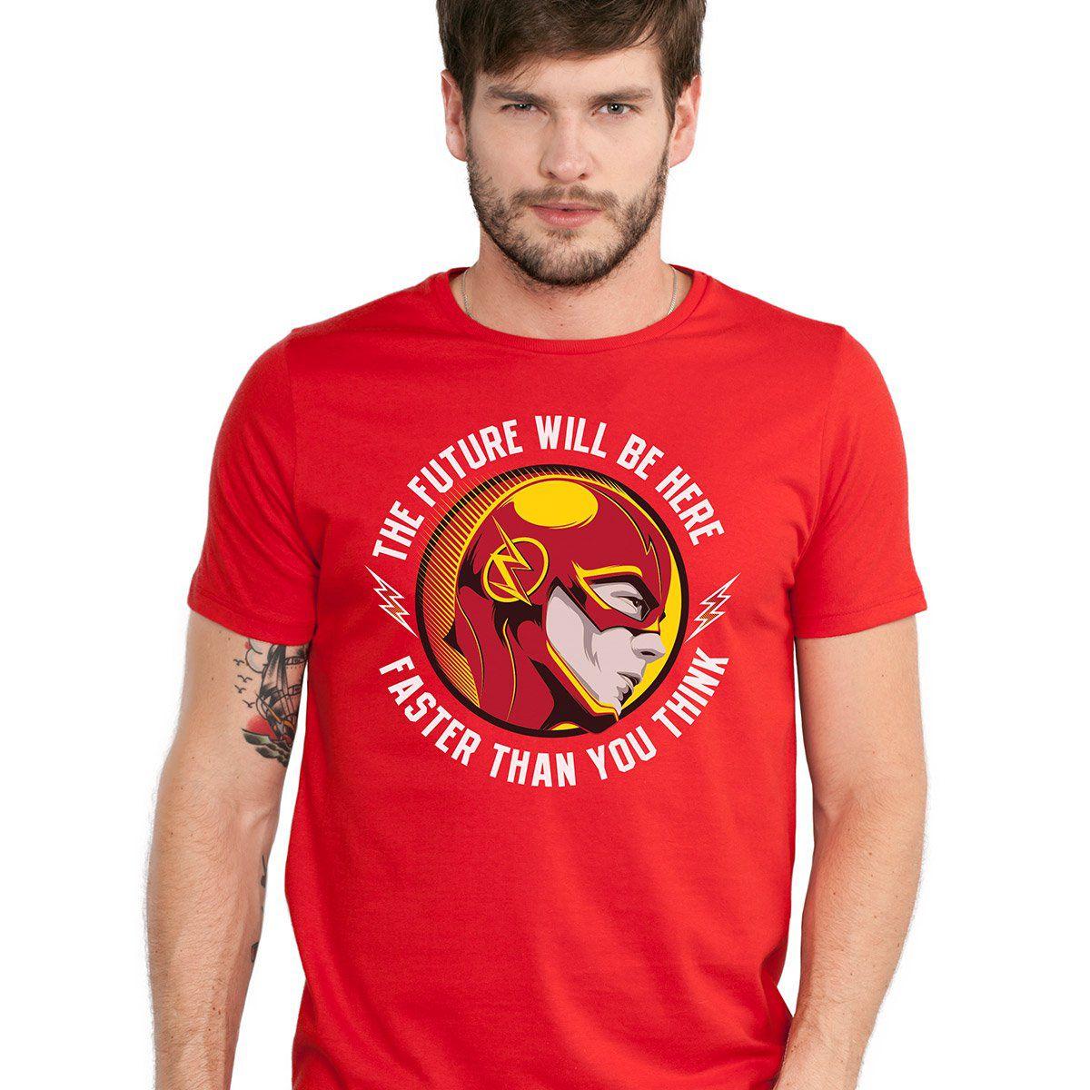 Combo 3 Camisetas DC Comics The Flash  - bandUP Store Marketplace