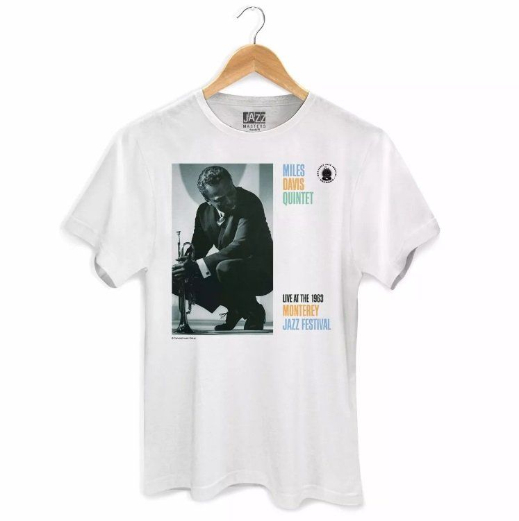 Combo 7 Camisetas Jazz Oficial  - bandUP Store Marketplace