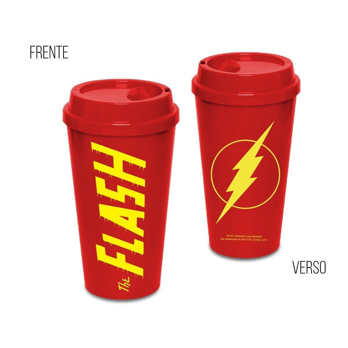 Copo Bucks DC The Flash Oficial  - bandUP Store Marketplace