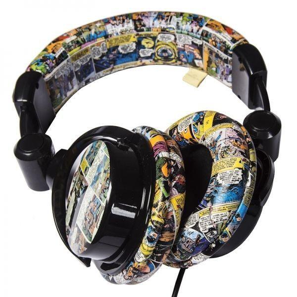 Fones de Ouvido DC Comics  - bandUP Store Marketplace
