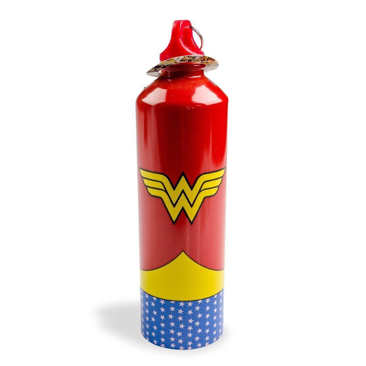 Garrafa Térmica Wonder Woman Body Custom Oficial  - bandUP Store Marketplace
