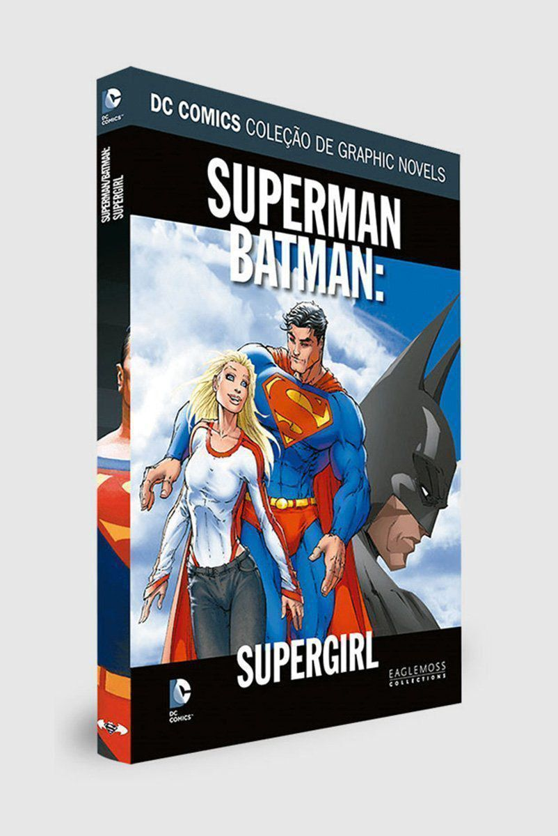 Graphic Novel Superman/Batman: Supergirl  - bandUP Store Marketplace