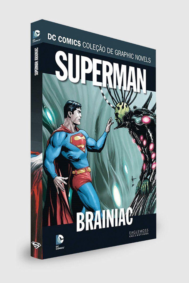 Graphic Novel Superman: Brainiac  - bandUP Store Marketplace