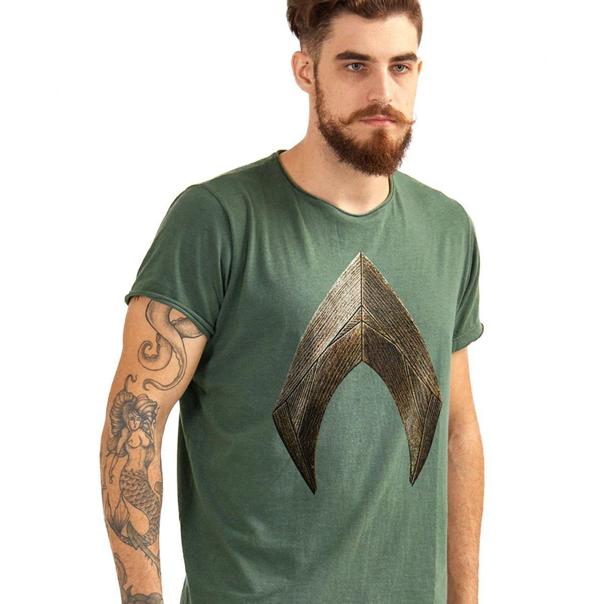 Kit 3 Camisetas Heróis DC Comics Batman The Flash Aquaman  - bandUP Store Marketplace