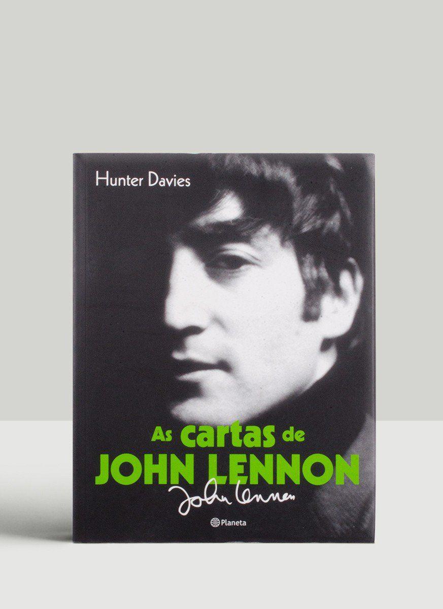 Livro As Cartas de John Lennon  - bandUP Store Marketplace