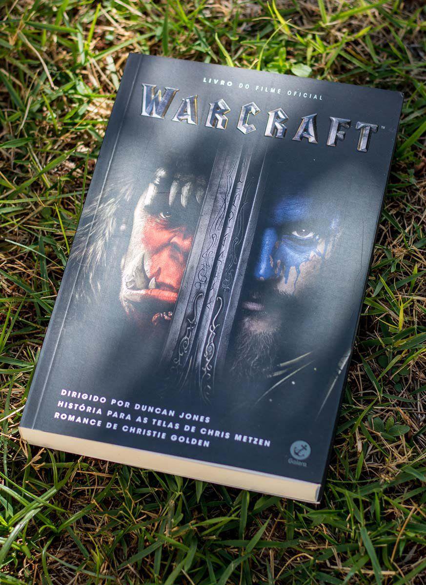 Livro do Filme Oficial Warcraft  - bandUP Store Marketplace