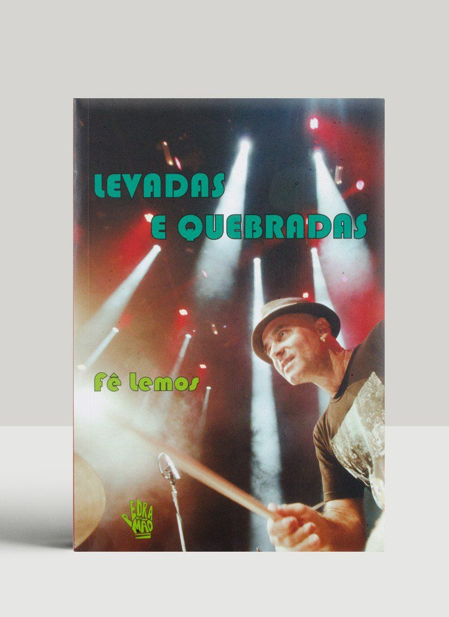 Livro - Levadas e Quebradas  - bandUP Store Marketplace