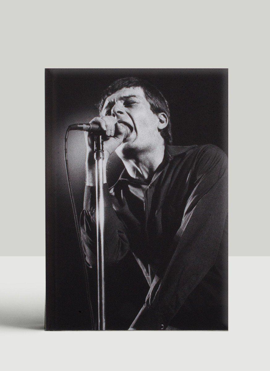 Livro Tocando a Distância - Ian Curtis & Joy Division  - bandUP Store Marketplace
