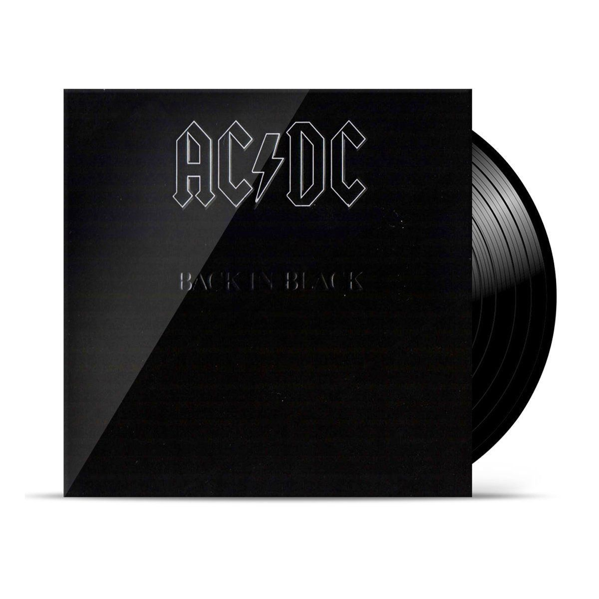 LP AC/DC Back in Black  - bandUP Store Marketplace